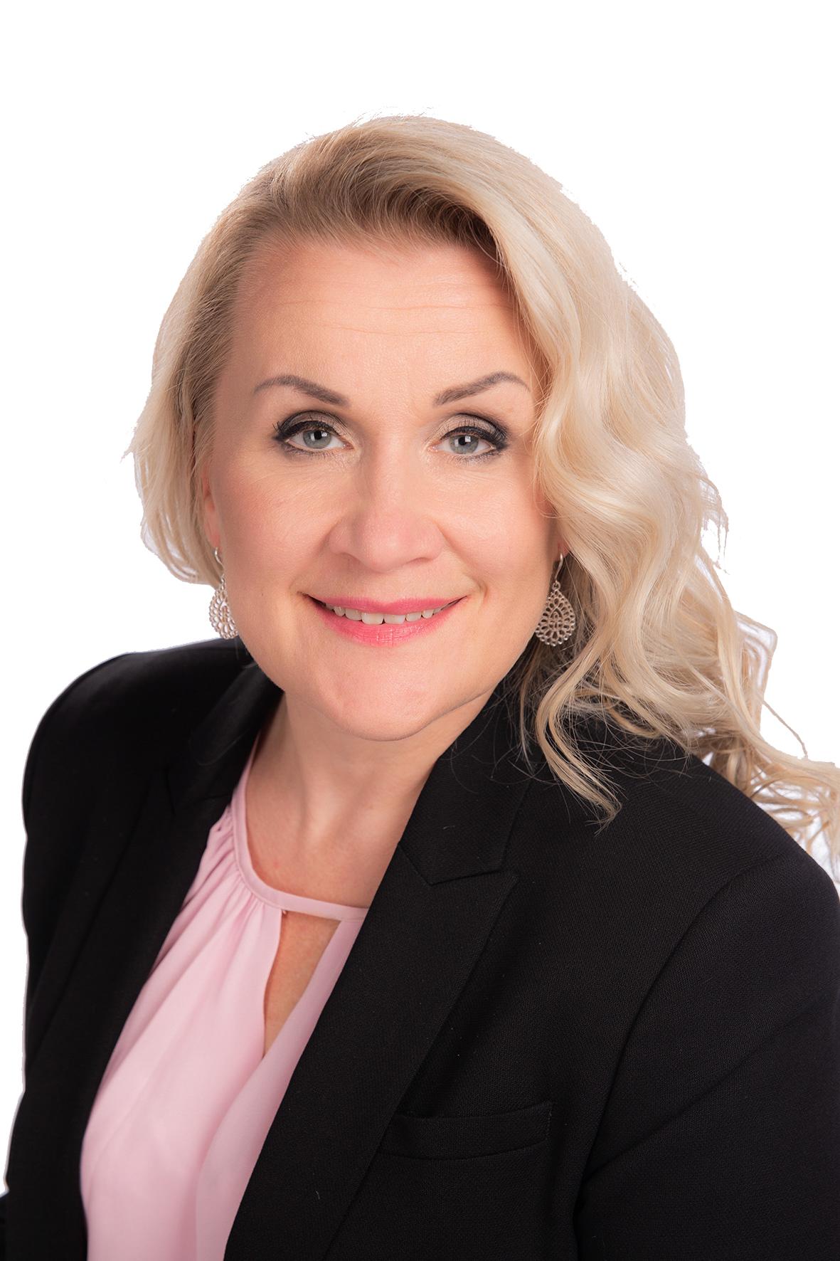 Maria Saarenpää Kaupanvahvistaja